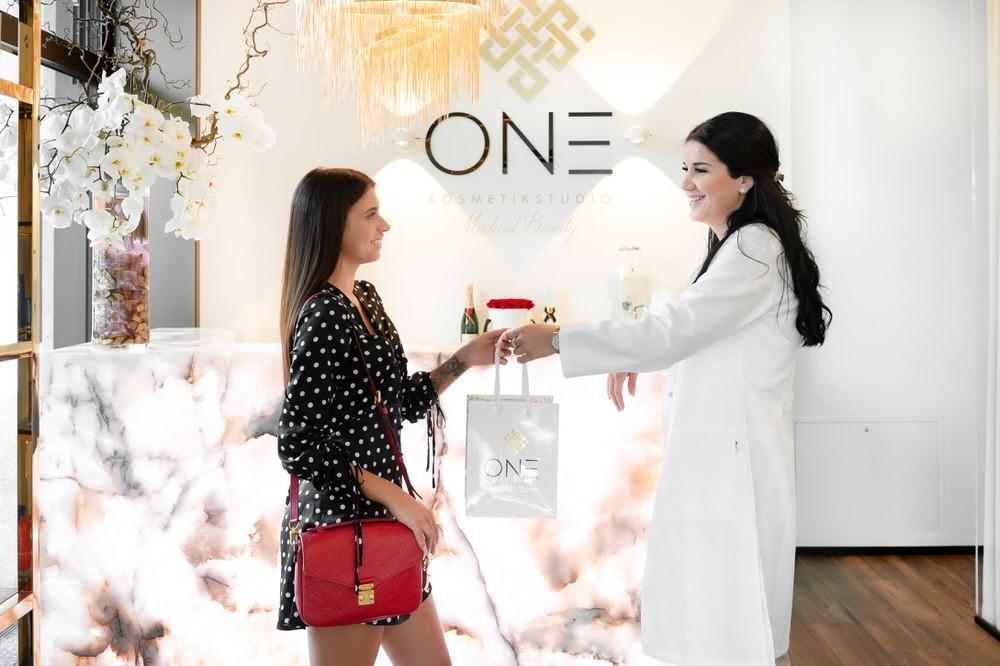 Kundenvorteile - Kosmetikstudio One in Zürich - Wallisellen